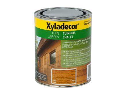 Xyladecor houtbeits tuinhuis 0,75l teak