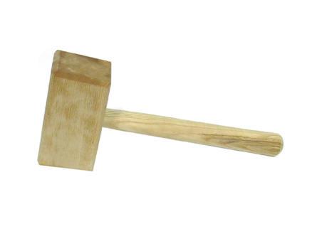 AVR houten hamer 8cm