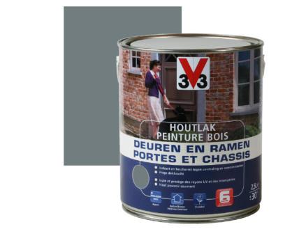 V33 houtlak ramen & deuren zijdeglans 2,5l waterfall