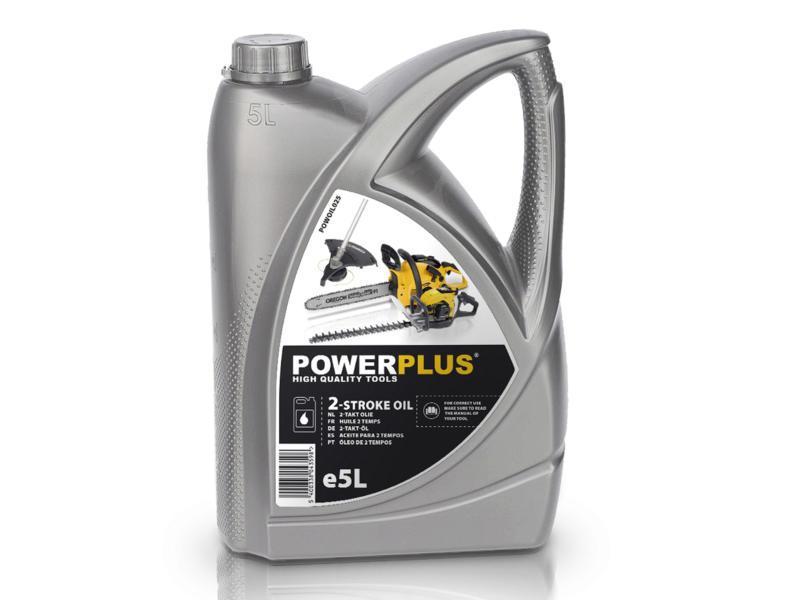 Powerplus huile moteur 2 temps 5l
