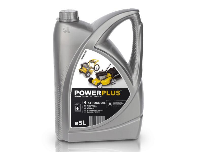 Powerplus huile moteur 4 temps 5l