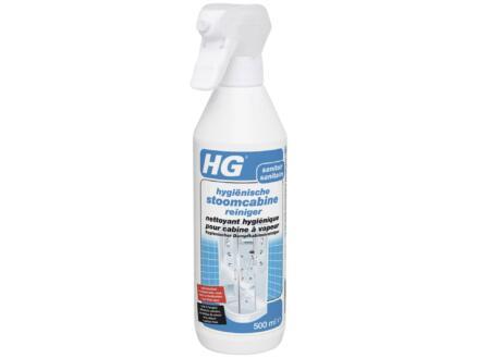 HG hygiënische stoomcabinereiniger 500ml