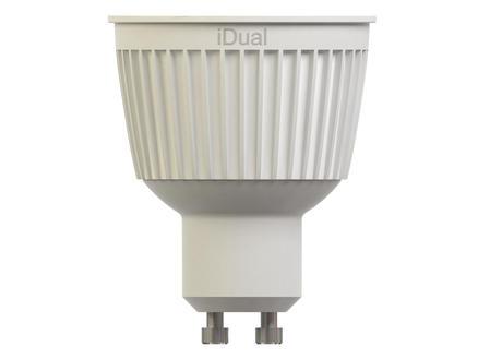 Jedi iDual LED spot GU10 7W dimbaar
