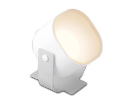 Jedi iDual Lilac lampe portable LED 20W 810lm avec télécommande