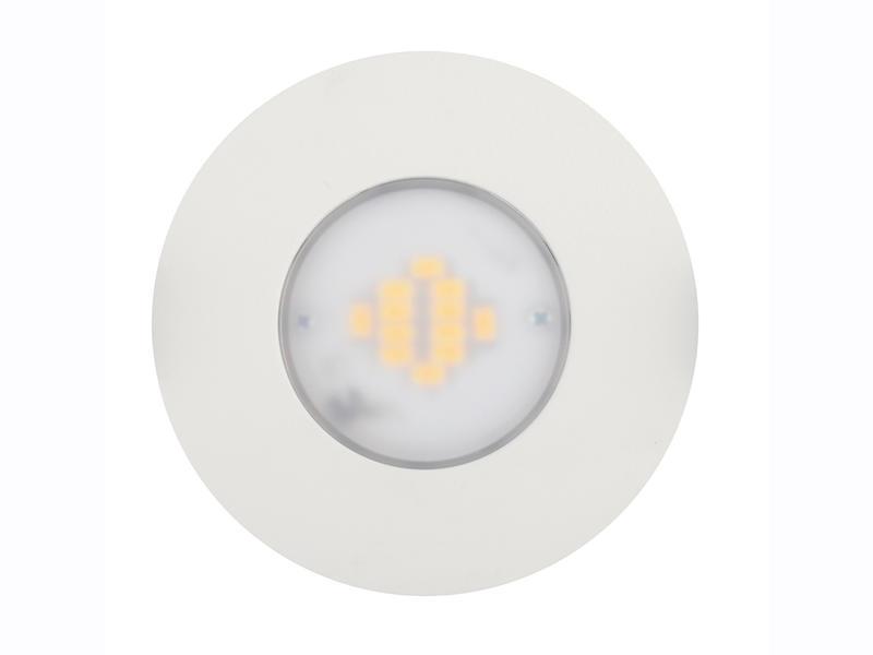 Jedi iDual Performa spot LED encastrable 7,5W dimmableblanc