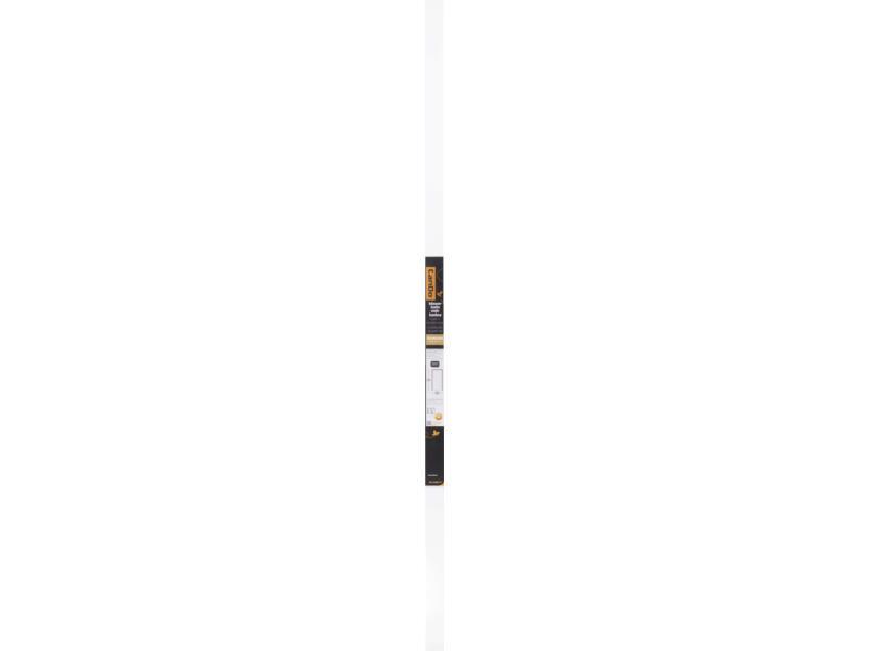 CanDo inbouwkader vliegendeur 108x239 cm antraciet