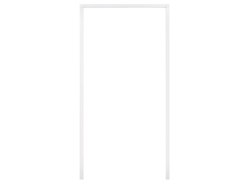 CanDo inbouwkader vliegendeur 108x239 cm wit