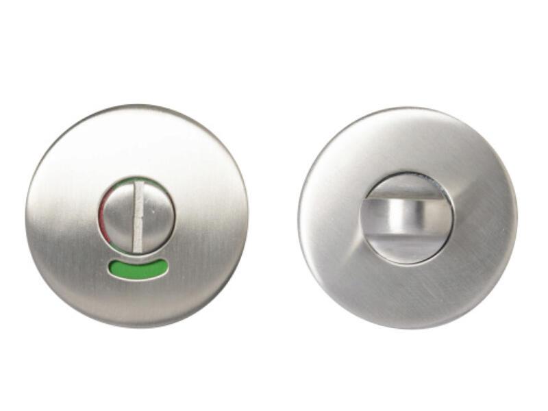 Solid indicator WC-slot