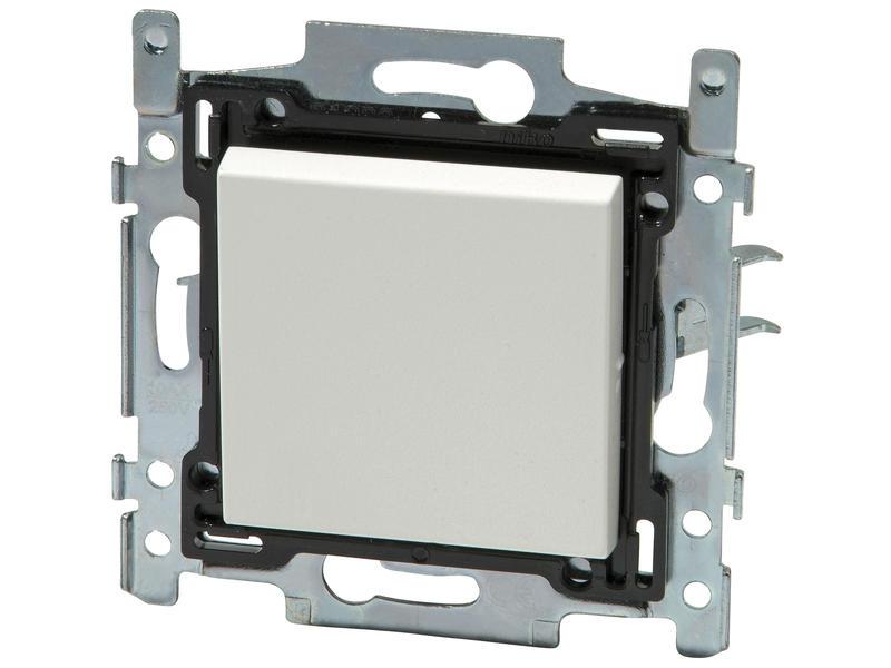 Niko interrupteur unipolaire Original white