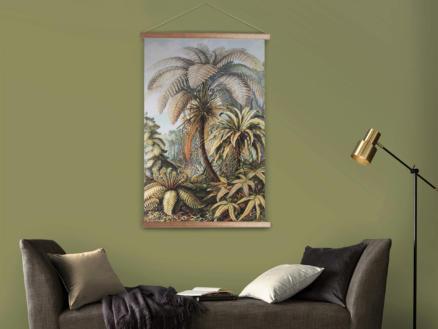 Art for the Home kakémono décoratif 70x100 cm jungle