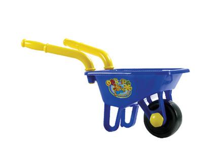 AVR kinderkruiwagen blauw