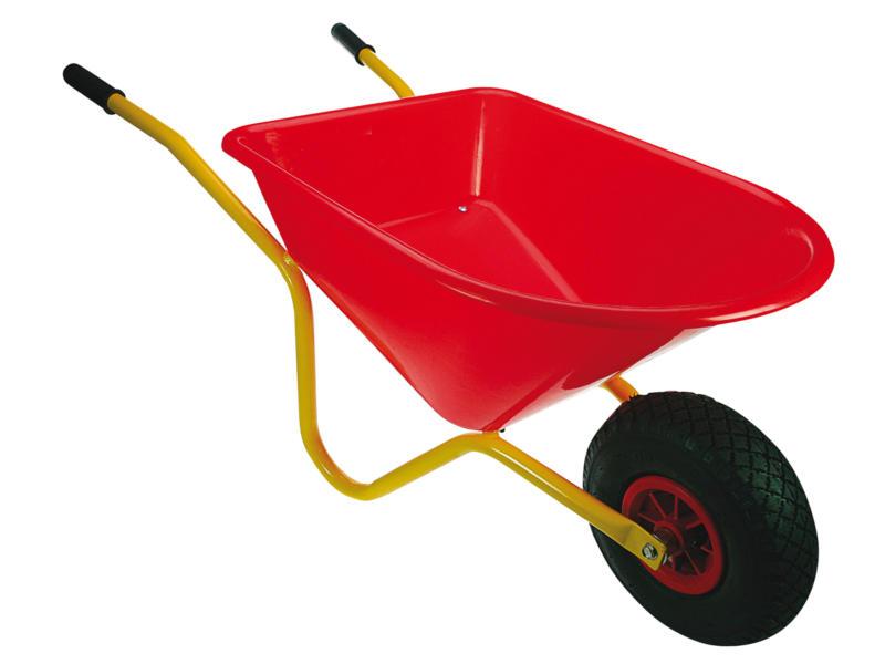 AVR kinderkruiwagen rood