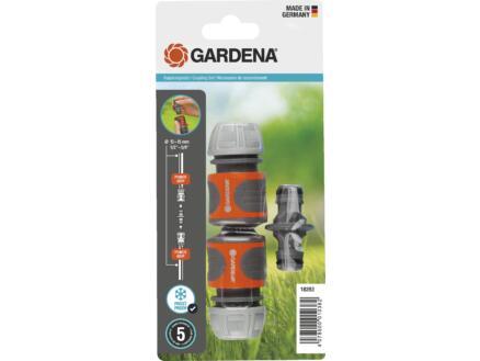 Gardena koppelingsset 13-15 mm (1/2