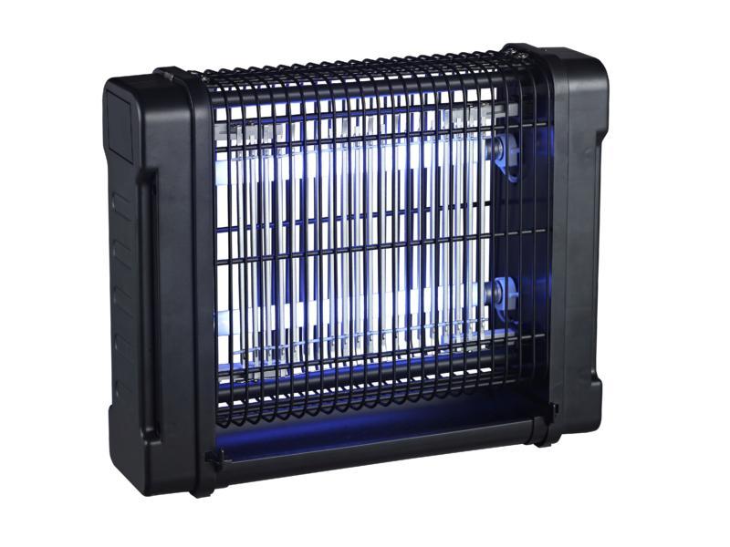 lampe UV anti-insectes 2x6 W