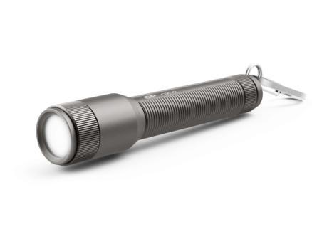 GP lampe torche prote-clé 20lm gris