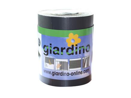 Giardino lanière avec clips 19cm gris