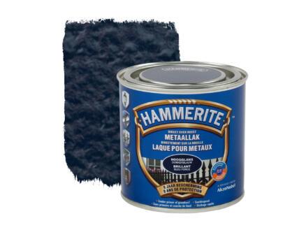 Hammerite laque brillant 0,25l bleu foncé