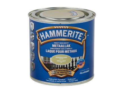 Hammerite laque brillant 0,25l or