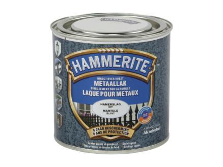 Hammerite laque martelée 0,25l blanc