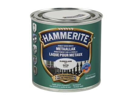Hammerite laque satin 0,25l blanc