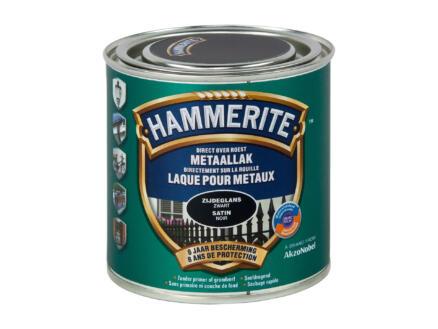 Hammerite laque satin 0,25l noir