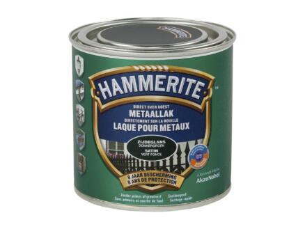 Hammerite laque satin 0,25l vert foncé