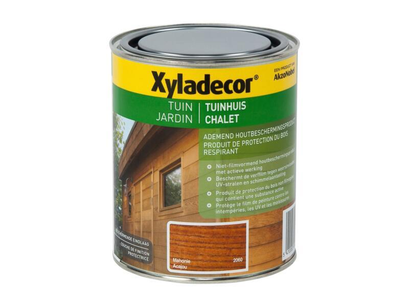 Xyladecor lasure bois chalet 0,75l acajou