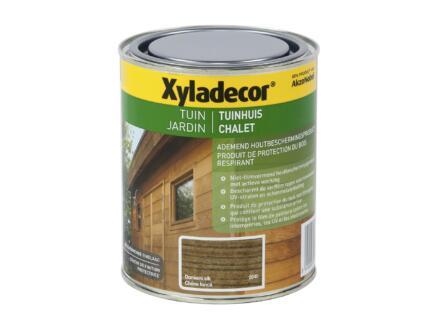 Xyladecor lasure bois chalet 0,75l chêne foncé