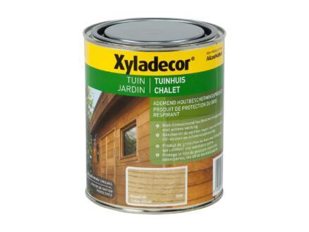 Xyladecor lasure bois chalet 0,75l chêne naturel
