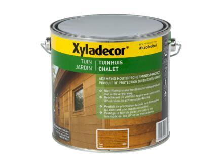 Xyladecor lasure bois chalet 2,5l teck