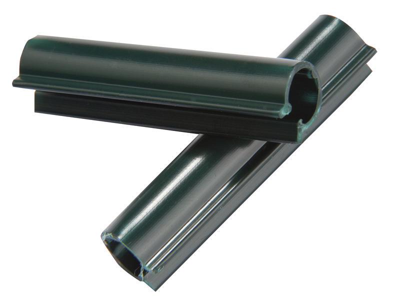 Giardino lint met clips 60m 5cm groen