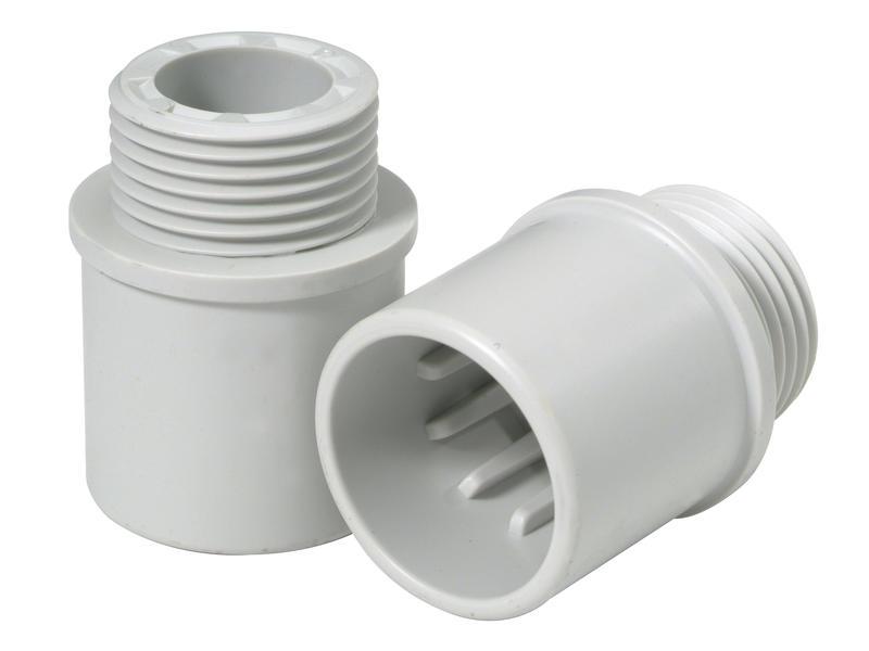 Vynckier manchon d'entrée pour tube M20 16-20 mm gris 10 pièces