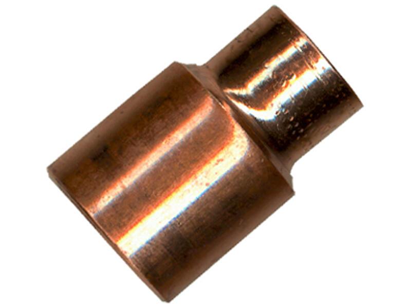 Saninstal manchon réduit M 15mm x F 12 mm cuivre