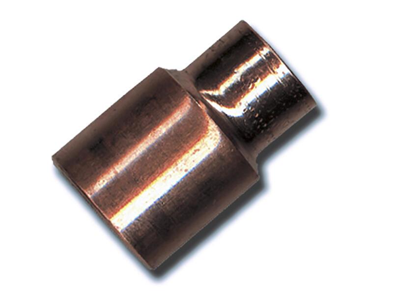 Saninstal manchon réduit M 18mm x F 15mm cuivre