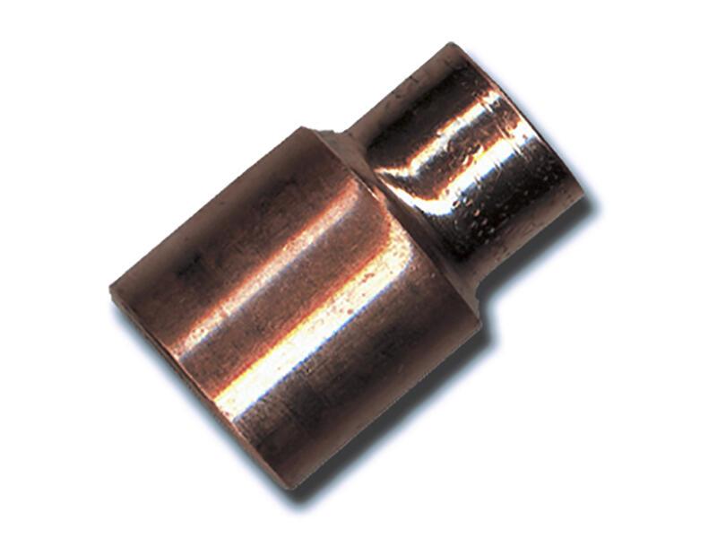 Saninstal manchon réduit M 22mm x F 18mm cuivre