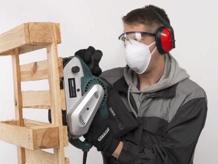 Kreator masque anti-poussière FFP1 3 pièces