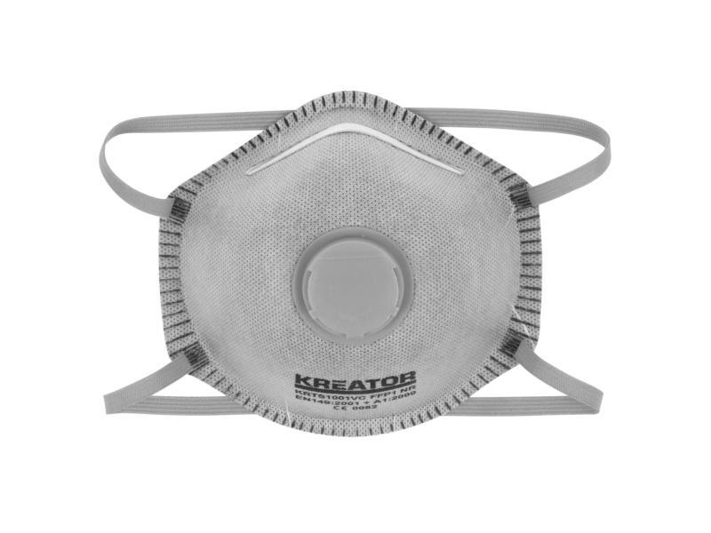 Kreator masque anti-poussière et anti-odeur FFP2 2 pièces