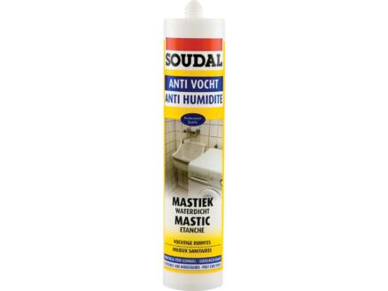 Soudal mastic sanitaire 300ml blanc