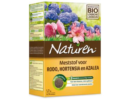 Naturen meststof voor rododendron, hortensia en azalea 1,7kg