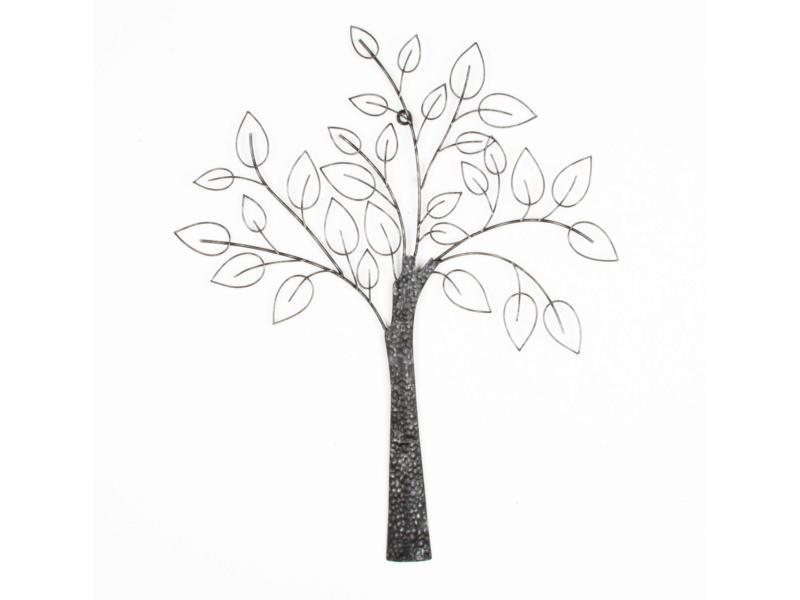 Art for the Home metal art arbre 49x60 cm noir