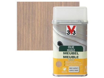 V33 meubelolie deco mat 0,5l smoke