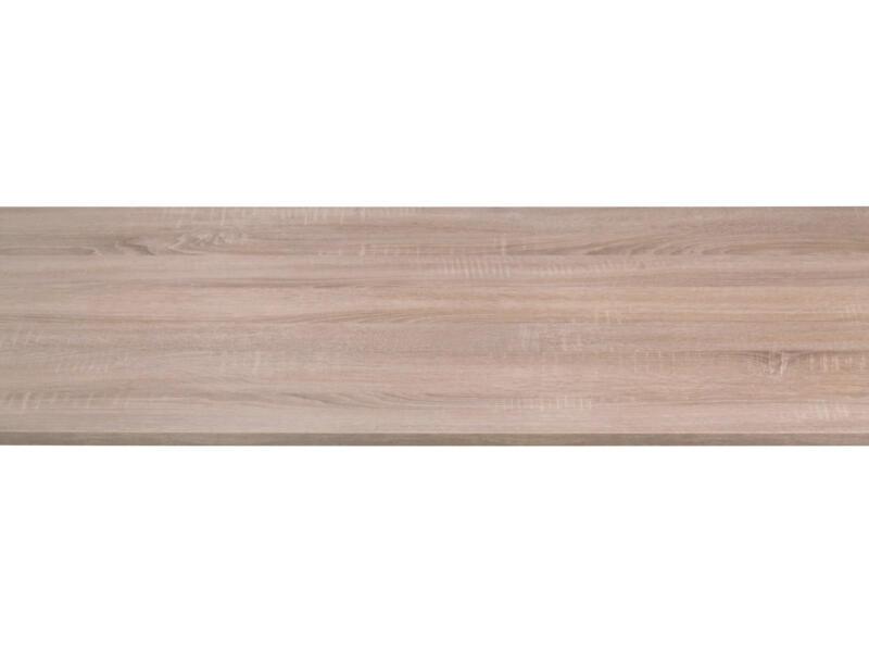 CanDo meubelpaneel 250x60 cm 18mm gebronsd eiken