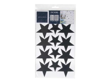 Art for the Home muurstickers sterren zwart