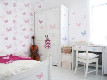 Art for the Home muurstickers vlinders