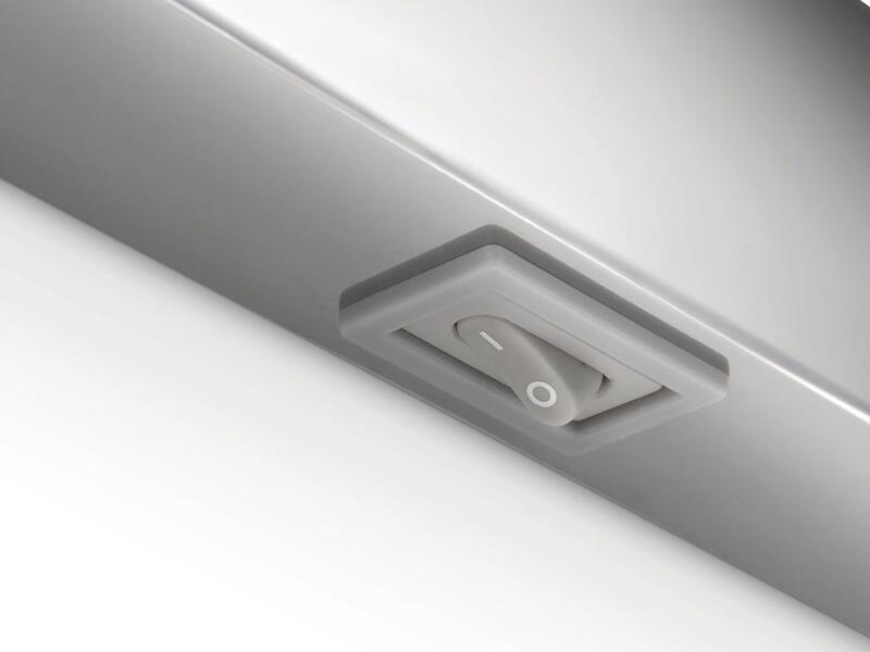 Philips myBathroom Hydrate wandlamp G9 28W chroom