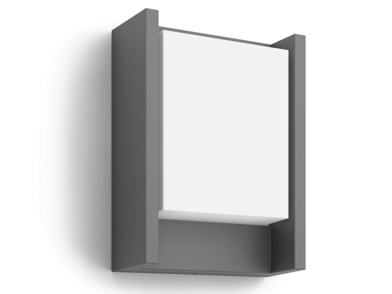 Philips myGarden Arbour LED wandlamp antraciet 6,5W