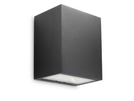 Philips myGarden Flagstone applique murale extérieure LED noir