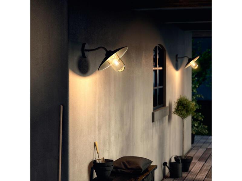 Philips myGarden Hammock applique murale extérieure E27 max. 60W noir