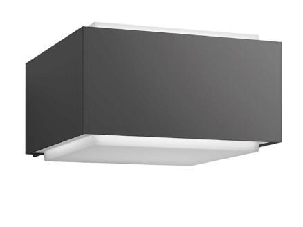 Philips myGarden Hedgehog wandlamp E27 max. 42W antraciet