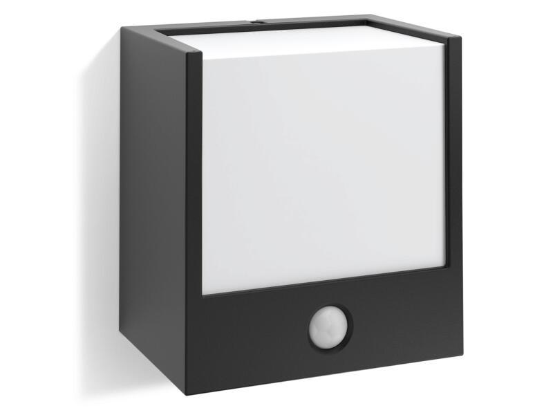 Philips myGarden Macaw LED wandlamp 3,5W met PIR zwart